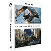 Le Meilleur De La 3d : Star Trek Into Darkness + Transformers 3 - La Face Cach�e De La Lune - Combo Blu-Ray 3d + Blu-Ray + Dvd de J.J. Abrams