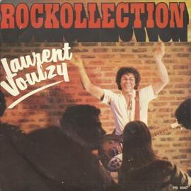 rockollection part 1 (Alain souchon - laurent voulzy) 3'50 /  rockollection part 1 (Alain souchon - laurent voulzy) 3'40 (pochette titre en rouge)