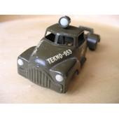 Camion Miniature Militaire Original Chevrolet Tekno (Denmark)
