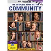 Community - Season 5 - Import Uk de Dan Harmon