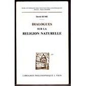 Dialogues Sur La Religion Naturelle de m malherbe