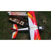 Avion Thunder Tiger Rc Thermique