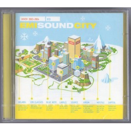 2 CD EMI SOUND CITY COLLECTOR 2003/04 JEAN LOUIS MURAT QUEEN LES RITA MITSOUKO AIR NORAH JONES RARE