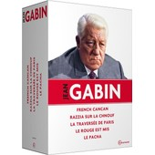 Jean Gabin - French Cancan + Razzia Sur La Chnouf + La Travers�e De Paris + Le Rouge Est Mis + Le Pacha de Jean Renoir