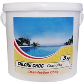Bosch - Chlore Choc Granul� 5kg Chlore Choc Granules