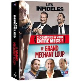 Image 2 Comédies À Voir Entre Mecs ! Les Infidèles + Le Grand Méchant Loup Pack