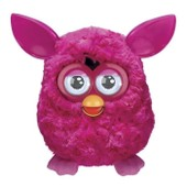 Furby Pink Puff (Rose)