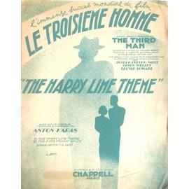 LE TROISIEME HOMME (The Harry Lime Theme)