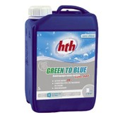 Hth Green To Blue Extra Shock - 5l