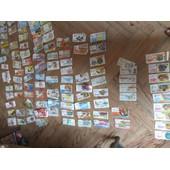 Gros Lots De Billet De Loterie Loto Des Gueules Cass�es 1970 1979 Loterie Nationale