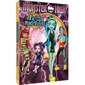 Monster High : Fusion Monstrueuse - Dvd + Copie Digitale de William Lau