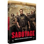 Sabotage - Blu-Ray de David Ayer