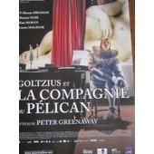 Plaquette 4 Pages : Goltzius & La Compagnie Du P�lican, Peter Greenaway . 2014