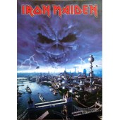 Carte Postale - Iron Maiden - - 10x15cm