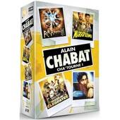 Alain Chabat - Cha'ourne ! Sur La Piste Du Marsupilami + Rrrrrrr !!! + Ast�rix & Ob�lix : Mission Cl�op�tre + Didier - Pack de Alain Chabat