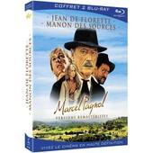 Jean De Florette + Manon Des Sources - Pack - Blu-Ray de Claude Berri