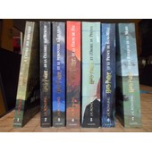 Collection Harry Potter 7 Tomes de j.k rowling