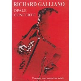 RICHARD GALLIANO OPALE CONCERTO