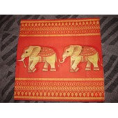 Serviette En Papier Parade D'�l�phants