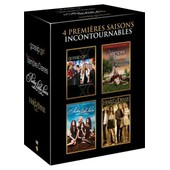 4 Premi�res Saisons Incontournables : Gossip Girl + Vampire Diaries + Pretty Little Liars + Hart Of Dixie - Pack