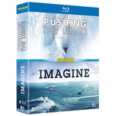 Nuit De La Glisse - Pushing The Limits, The Future Starts Here + Imagine - Pack - Blu-Ray de Thierry Donard