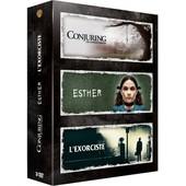 Conjuring : Les Dossiers Warren + L'exorciste + Esther - Pack de James Wan
