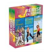 Coffret Remise En Forme : Gym En Douceur + Une Semaine Pour �tre En Forme + Gymnastique D�butants - Pack