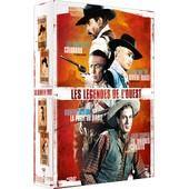 Les L�gendes De L'ouest : Colorado + La Rivi�re Rouge + La Porte Du Diable + Les Tuniques �carlates - Pack de Cecil B Demille