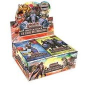 Boosters Yu-Gi-Oh! Boite De 36 Battle Pack 3 : La Ligue Des Monstres