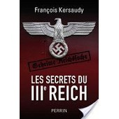 Les Secrets Du Iiie Reich de Fran�ois Kersaudy