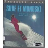 Surf Et Monoski de Aude Paccalin
