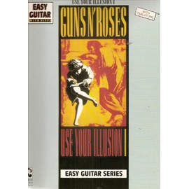 guns n'roses - use your illusion 1 - easy guitar series