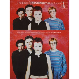 The Best of The Cranberries for Guitar