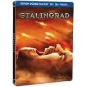 Stalingrad - Combo Blu-Ray 3d + Blu-Ray + Copie Digitale - �dition Bo�tier Steelbook de Fedor Bondarchuk