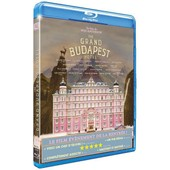 The Grand Budapest Hotel - Blu-Ray de Wes Anderson