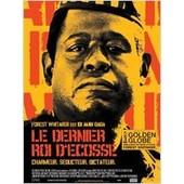 Le Dernier Roi D'ecosse. V�ritable Affiche De Film De Cin�ma 120x160 Cm