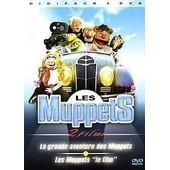 Les Muppets - 2 Films : La Grande Aventure Des Muppet + Les Muppets - Le Film