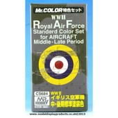 Raf Middle To Late Period Set (Cs684)