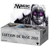 Magic The Gathering �dition De Base 2015 Pr�sentoir Boosters (36) *Francais*