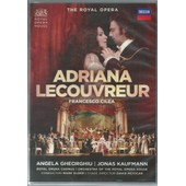 Adriana Lecouvreur: Royal Opera De Francesco Cilea de Mark Elder / David Mcvicar
