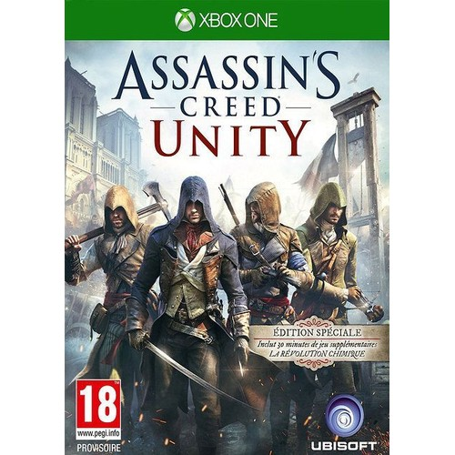 Assassin's Creed Unity Edition Sp�ciale Xbox One - Xbox One