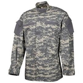 Veste De Combat Us Acu Camouflage At Digital Coton Ripstop