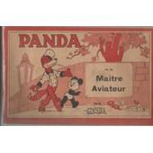 Panda Et Le Maitre Aviateur de MARTEN TOONDER