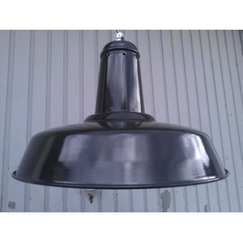 Lampe suspension industriel d 39 occasion 121 pas cher for Lampes industrielles d occasion