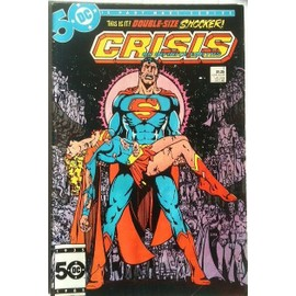 Crisis On Infinite Earths Double Size N�07 (Vo) 10/1985