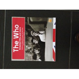 THE WHO GREATEST HITS PLV FNAC FORMAT 33 TOURS