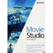 Movie Studio Platinum - (Version 13 ) - Licence De Mise � Niveau - Win