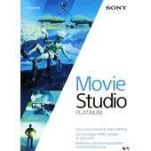 Movie Studio Platinum - (Version 13 ) - Ensemble De Bo�tes - Win - Sony Multilingual
