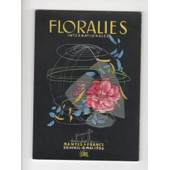 Carte Postale Floralies Internationales 28 Avril - 8 Mai 1956 Nantes France