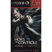 C�t�cin� / 01-2010 N�23 : Joann Sfar / Gainsbourg Vie H�ro�que (2p) - Mel Gibson (Couverture)